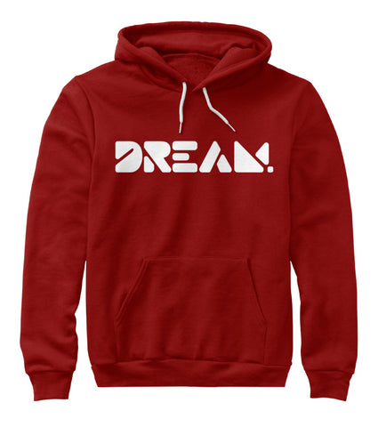 Original Dream Hoodie (Red)