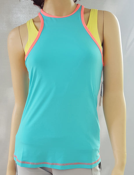 Sofibella Women's Layer Fitness Top