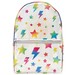 Stars and Lightning Glitter Backpack
