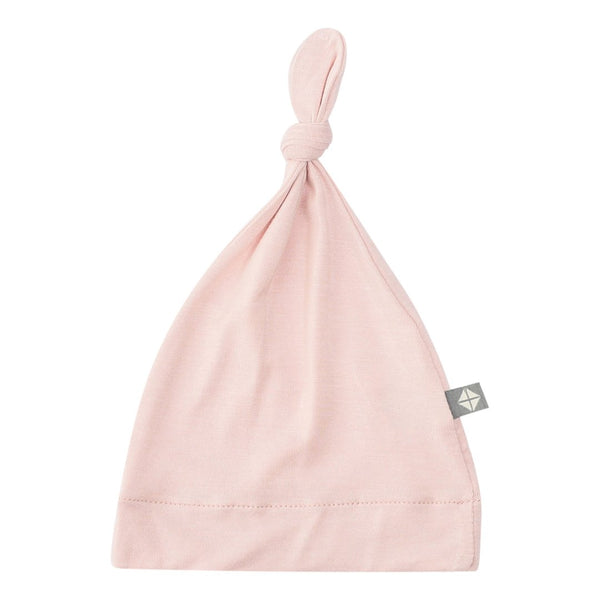 KNOTTED CAP IN BLUSH