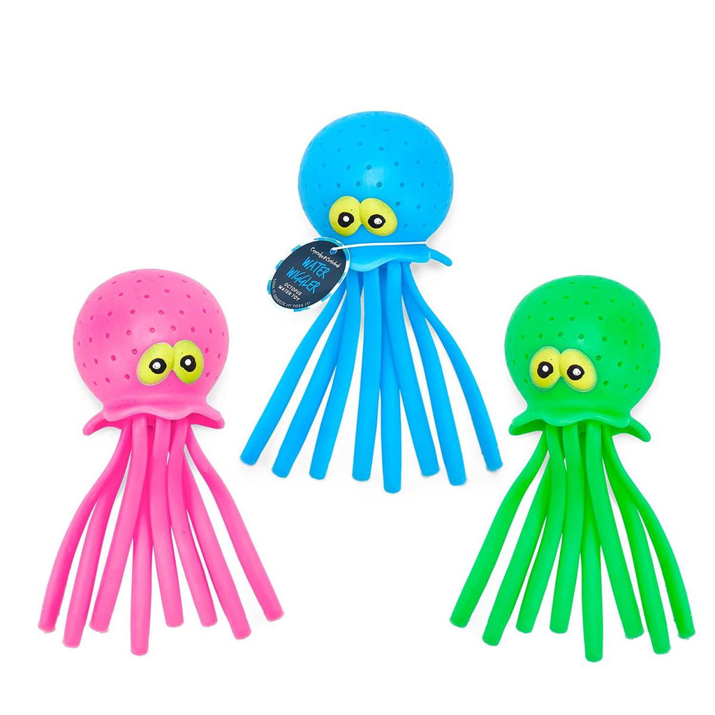 Water Wiggler Octopus Water Toy