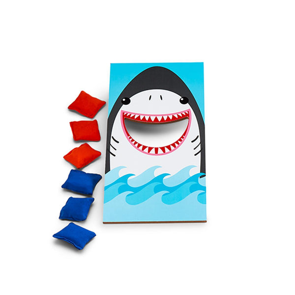 Shark Desktop Bean Bag Toss Game