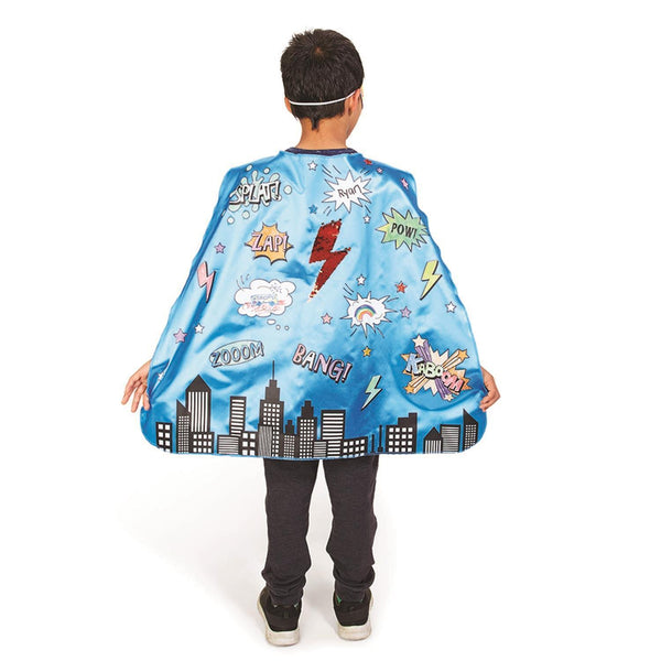 I'm A Superhero craft kit cape