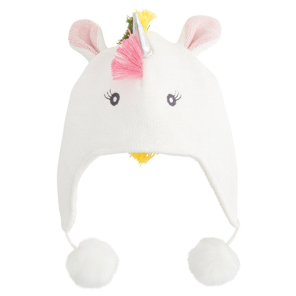 Aviator Hat Unicorn Mohawk