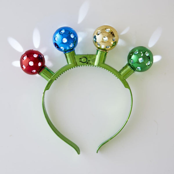 Jingle Bells LED Headbands