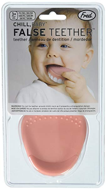 CHILL, BABY FALSE TEETHER