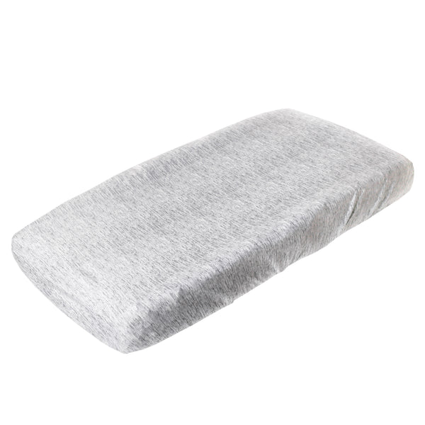 asher premium knit diaper changing pad cover