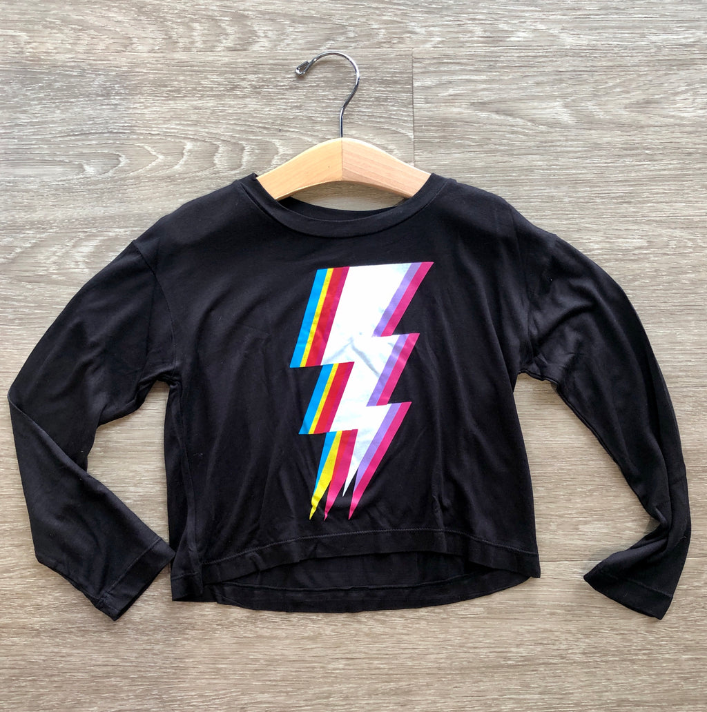 Lightning Bolt Long Sleeve Tee