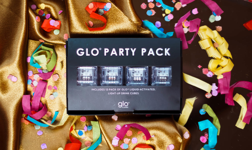 Glo® Liquid-activated cubes (12-pack)