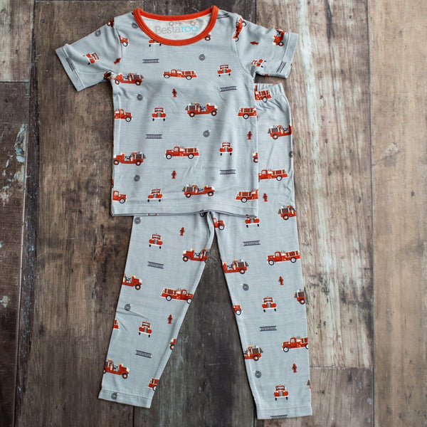 Fire Truck Jammies