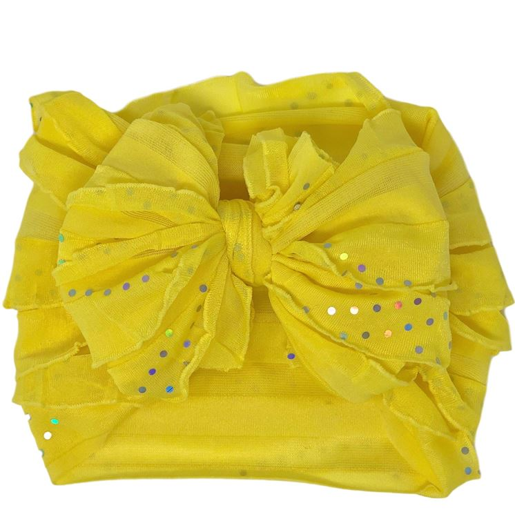 In Awe Couture - Lemonade Stand Sequin
