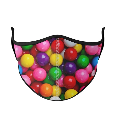 Gumball Face Mask kids - Size 3-7 Years