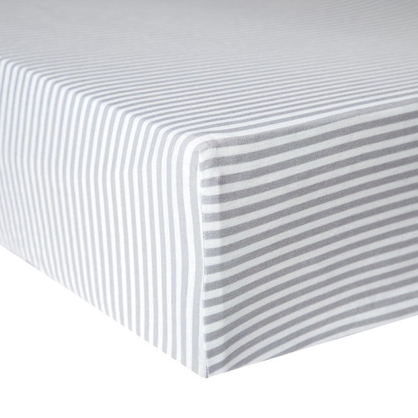 everest premium knit fitted crib sheet
