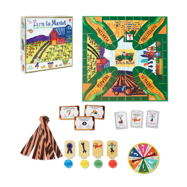 Board Game - Farm to Market