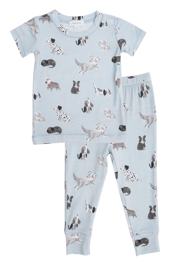 LOUNGE WEAR - GREY HOUNDS