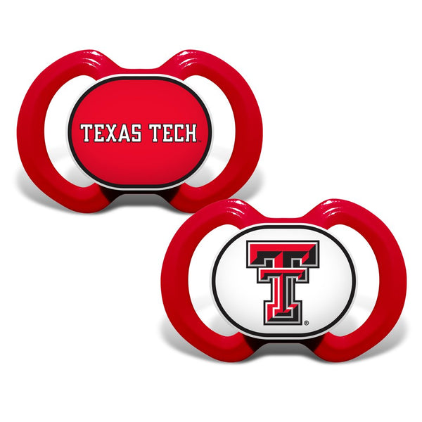 Pacifier 2-Pack - Texas Tech University