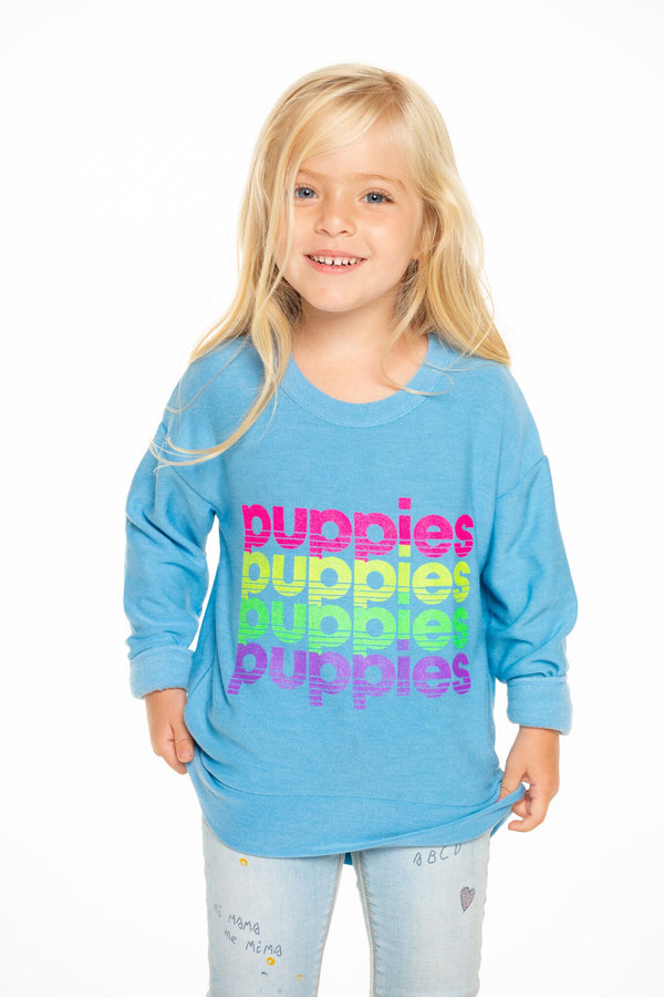 CHASER PUPPIES CHARITY SWEATSHIRT