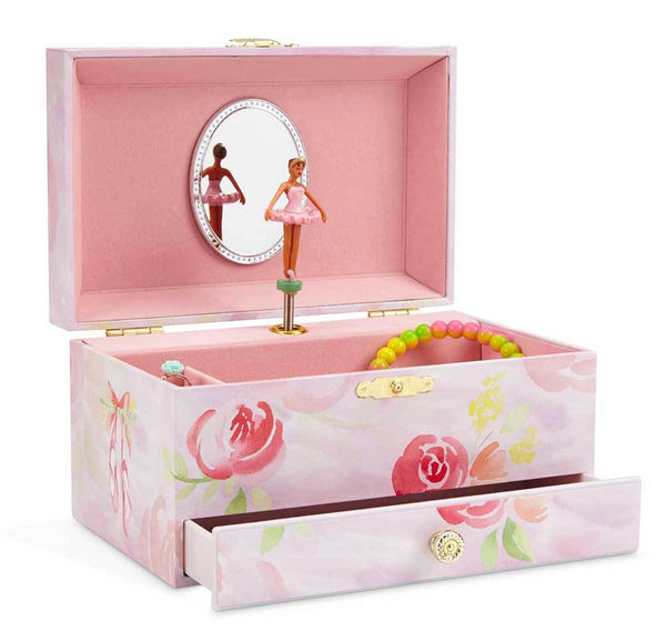 Mia Musical Jewelry Box w/ Drawer