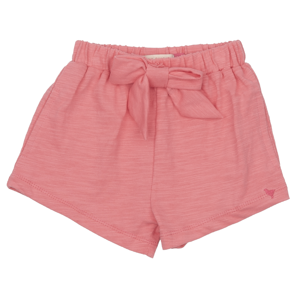 Camp Bow Short - Mauve Glow