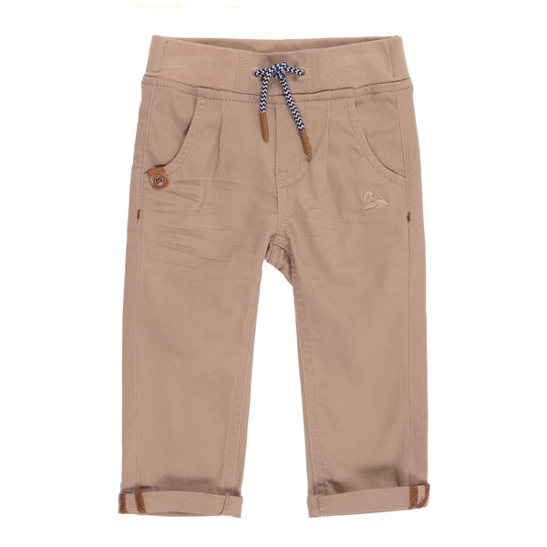 Noruk - Pantalon in Beige