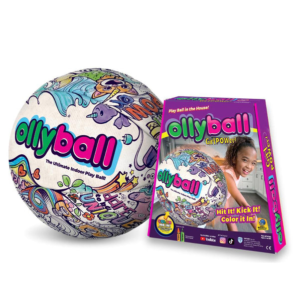 OLLYBALL GIRLPOWER!