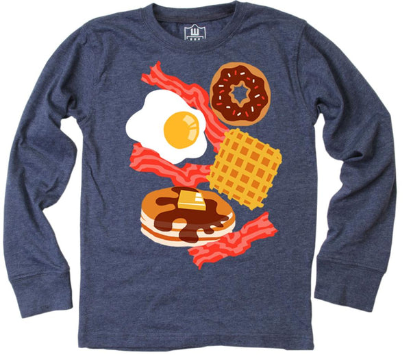 Breakfast Time Tee