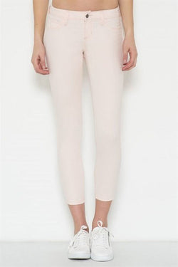 Cello Blush Capri Jeans