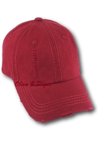 Your New Favorite Hat- Multiple Colors