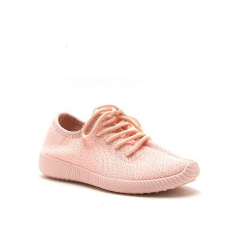 Get Moving Blush Sneakers