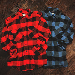 Buffalo Plaid- 2 colors