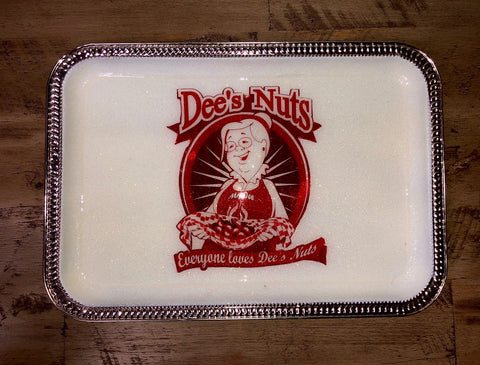 Dee's Nuts Drop Tray