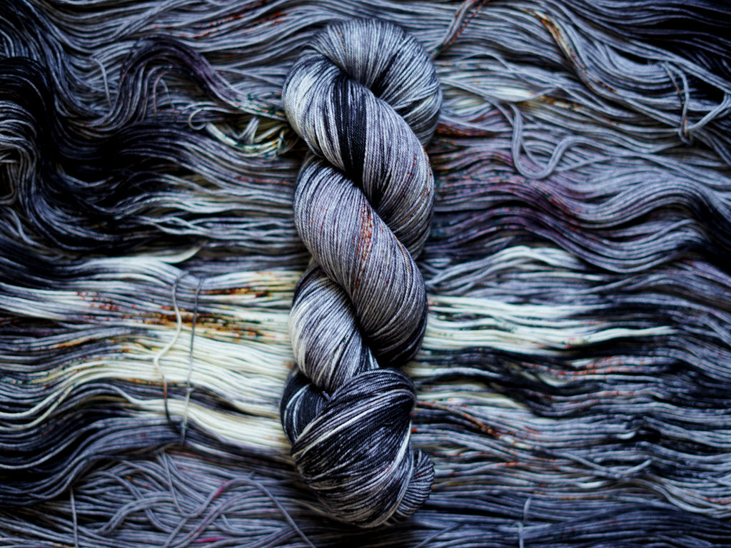 Hand Dyed Yarn - Woolen Boon