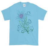 """Daisy Gone Wild"" Cotton Tee"