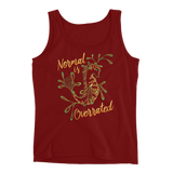 """Normal is Overrated"" Tank Top"