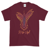 """Rise Up"" Cotton Tee"