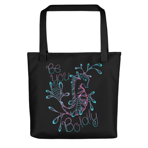 """Be You Boldly"" Tote Bag"