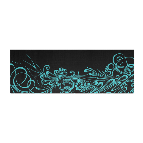 Yoga Mat in Smoke (Black)