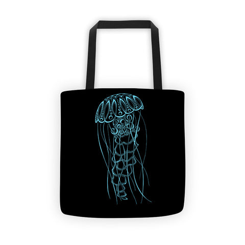 """Dangerous Beauty"" Tote Bag"