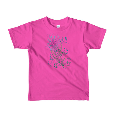 """Daisy Gone Wild"" Kid's Tee"
