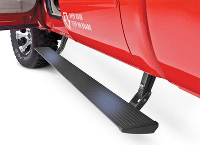 AMP | 76151-01A | PowerStep Plug-N-Play Running Boards w/ Light Kit