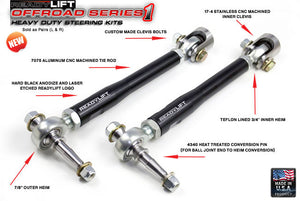 Ready Lift | 38-2001 | Heavy Duty Tie Rods For 2009-2014 Ford F150 2WD/4WD