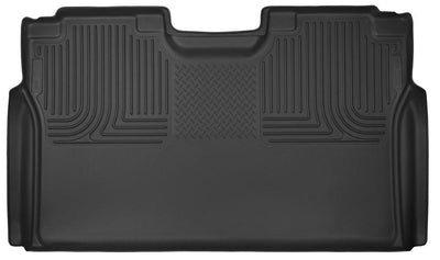 Husky | 53491 | X-Act 2ND Seat Liners For 2015-2017 F150 SuperCab and Super Crew (Full Coverage) - Free