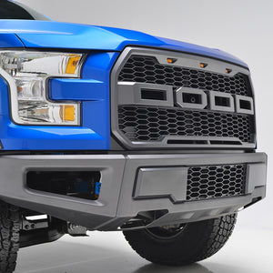 Paramount | 57-0182 | Raptor Style Front Bumper Fits 2015-2017 Ford F150