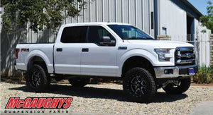 2016 Ford F150 Lifted >> Mcgaughys 57100 6 5