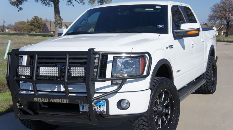 2014 Ford F150 Grill >> Road Armor | 613BRSH-W | Brush Guard Fits 2009-2014 Ford F150 – The F150 Shop