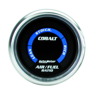 "Autometer | 6175 | Cobalt Series 2 1/16"" Digital Wideband Air/Fuel Gauge"