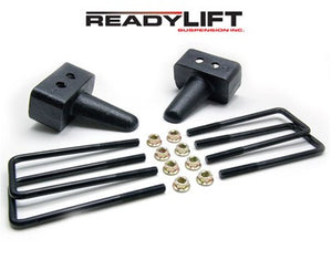 "Ready Lift | 66-2053 | 3"" Rear Block Kit For 2004-2017 Ford F150"