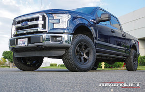 "Ready Lift | 69-2300 | 3.5"" SST Lift Kit For 2014-Up Ford F150 2WD/4WD With 1PC Driveshaft"