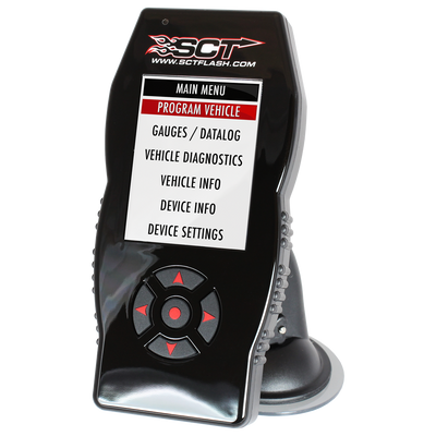 SCT | 7015 | X4 Performance Programmer | Fits Ford F150 96-UP GET MONEY BACK