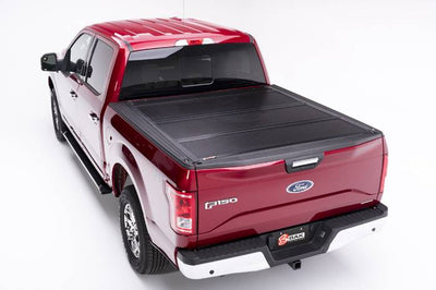 BAK | 772329 | BakFlip F1 Tonneau Cover Fits 2015+ Ford F150 With 5.5' Bed